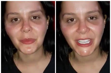 Maraisa é criticada pela aparência