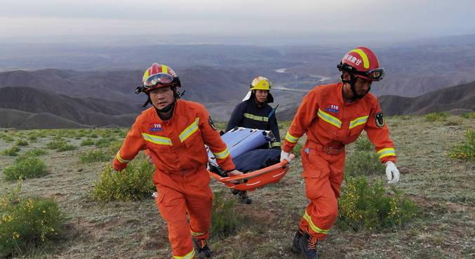 21 pessoas morreram durante maratona na China