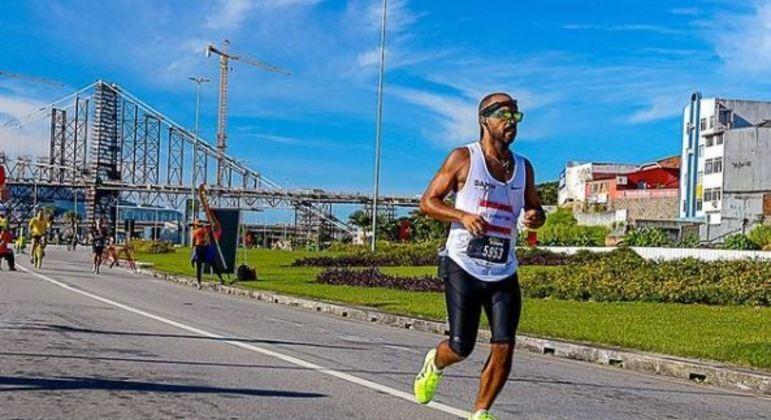 José Junior já dobrou o percurso de algumas das maiores maratonas do mundo
