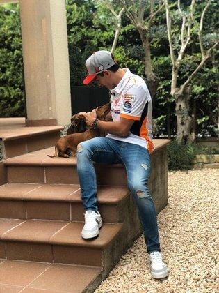 Marc Márquez ainda não somou nenhum ponto na temporada - está fora desde o acidente no GP da Espanha