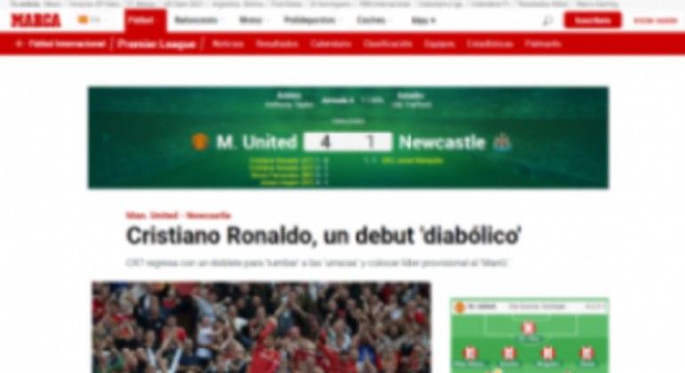 Marca - Cristiano Ronaldo