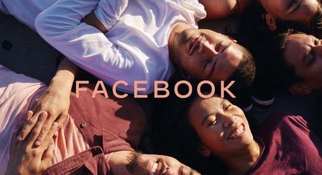 'Queríamos que a marca se conectasse com o mundo e com as pessoas', disse o Facebook