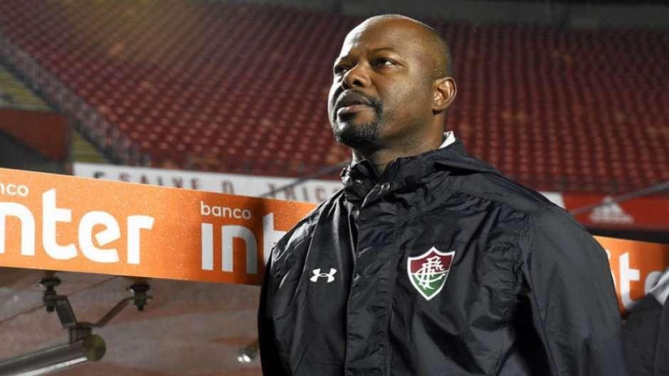 Marcão teve o apoio de todo o elenco do Fluminense. Jovens e veteranos o aceitaram