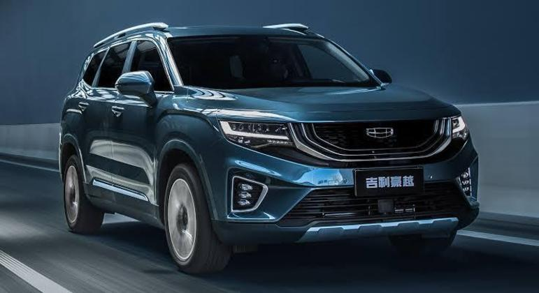 Geely é proprietária do grupo Volvo