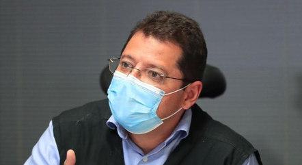 Marcellus Campelo foi preso em aeroporto