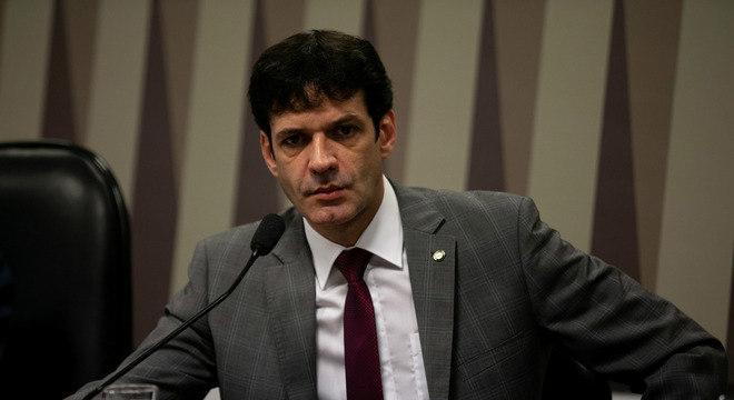 Marcelo Álvaro defendeu isenção de vistos em audiência no Senado