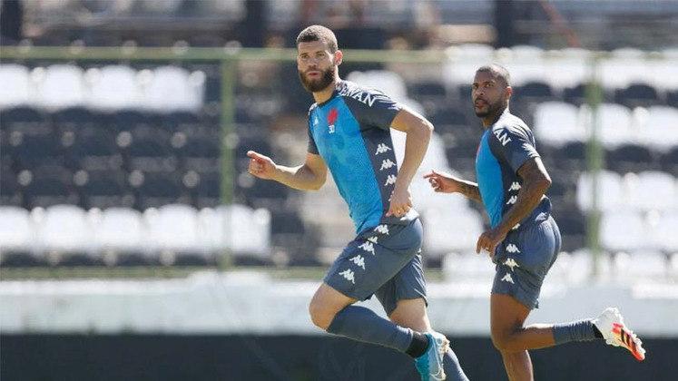 Marcelo Alves -> Não teve o contrato de empréstimo renovado e rumou para o Vitória, onde já está regularizado.