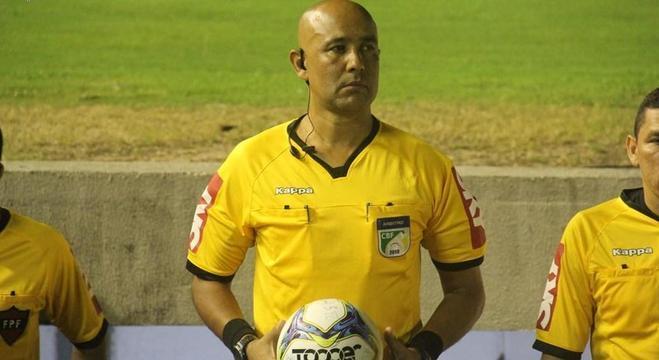 Marcelo Aparecido Ribeiro. Final de 2018 o fez ir trabalhar na Paraíba