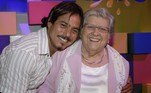 Hilda Rebello, mãe do diretor, que morreu meses após o filho, também tratavaMarcelo como um membro da família