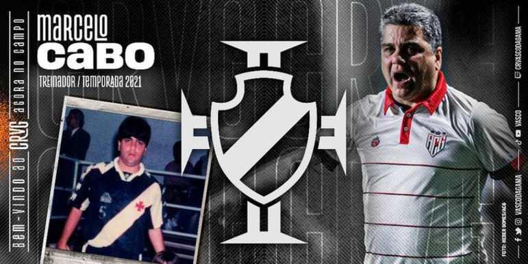 Marcelo Cabo - Vasco