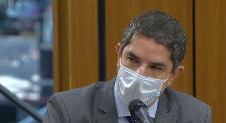 Marcelo Cabral defendeu imunização de servidores
