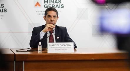 Marcelo Cabral é ouvido como investigado
