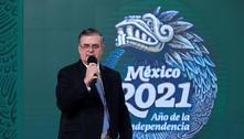 México pede que EUA respeitem a sua política interna