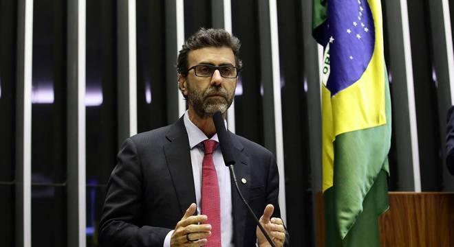 Na imagem, deputado federal Marcelo Freixo (PSOL-RJ)