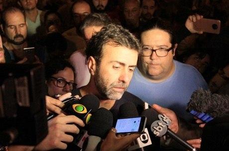 Marcelo Freixo fala sobre a morte da amiga Marielle Franco