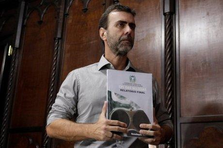 O deputado Marcelo Freixo (PSOL) foi o autor do relatório da CPI que culminou com o indiciamento de 226 pessoas por ligações com milícias