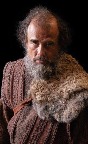 Marcelo Galdino interpretará o personagem Cuxe em Gênesis