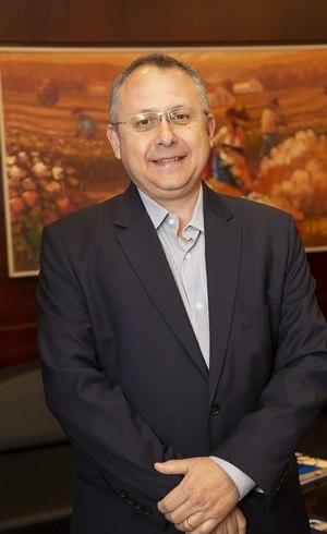 O superintendente Marcelo Gallo