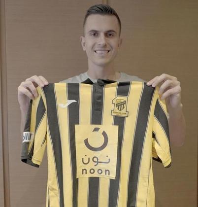 Marcelo Grohe (34 anos) - goleiro - Time: Al-Ittihad - contrato até junho de 2022