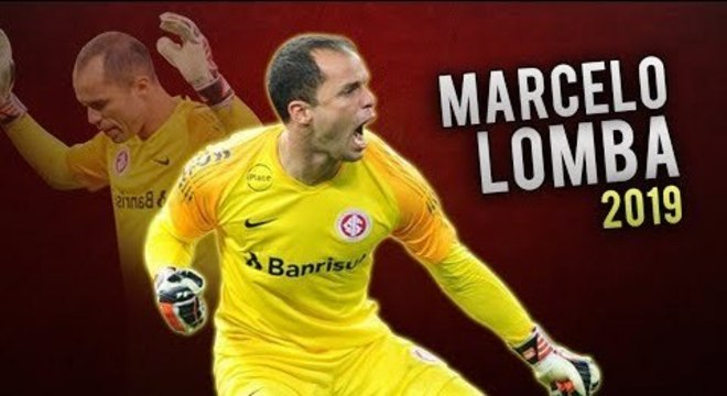 "Marcelo Lomba, o herói do ""Colorado"""