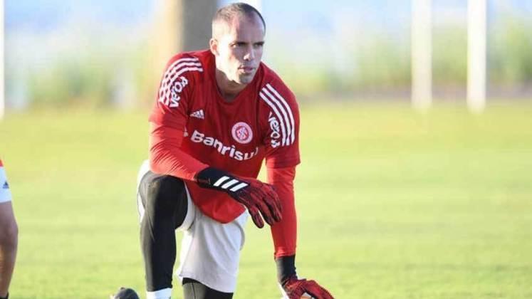 Marcelo Lomba - Clube: Internacional - Posição: goleiro - Idade: 34 anos - Jogos no Brasileirão 2021: 2