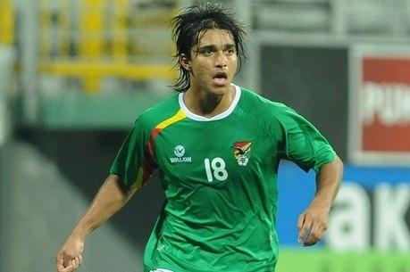 Moreno defendeu a Bolívia entre 2007 e 2017