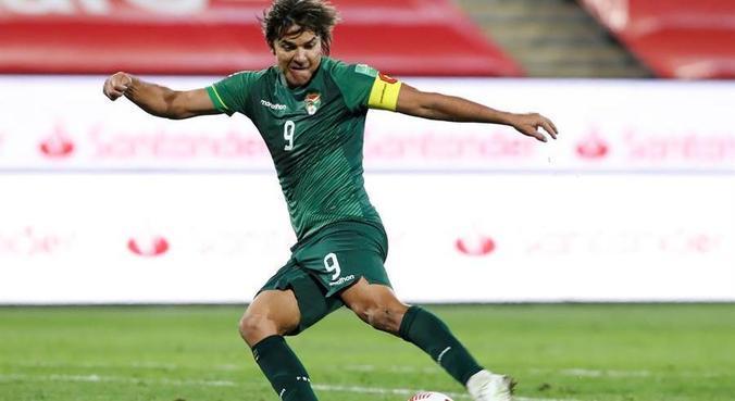 Marcelo Moreno desfalca a Bolívia na partida contra o Chile