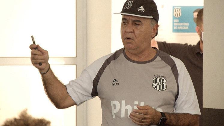 MARCELO OLIVEIRA: Treinador que já comandou Coritiba, Cruzeiro, Palmeiras, Atlético-MG e outros times no futebol nacional, Marcelo Oliveira está desempregado desde que deixou a Ponte Preta, em dezembro de 2020
