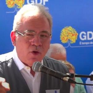 Queiroga inaugurou unidade básica de saúde no Distrito Federal