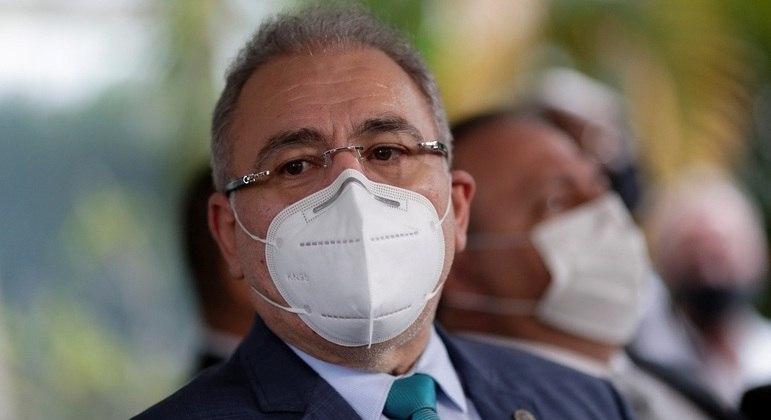 Marcelo Queiroga é o terceiro nome a ocupar cargo de ministro da Saúde em menos de um ano