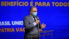 Queiroga anuncia programa de testagem em massa para covid-19