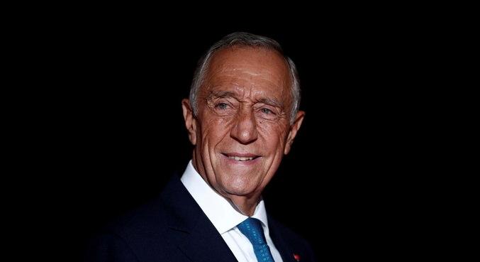 Presidente de Portugal testou negativo em novo exame para covid-19