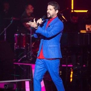 Marcelo Serrado, ator e agora também cantor