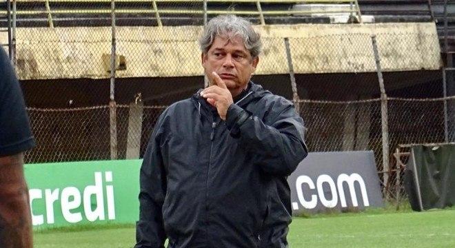 São Bernardo, clube em que Marcelo Veiga trabalhava, sofreu surto de covid-19
