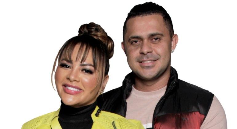 Márcia e Rod são o quinto casal eliminado de Power Couple