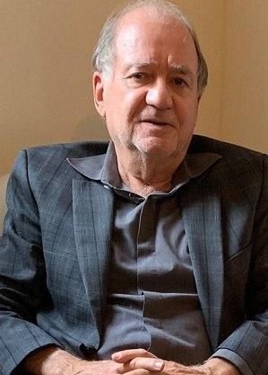 """Marcílio Moraes, autor de """"Roda de Fogo"""""""