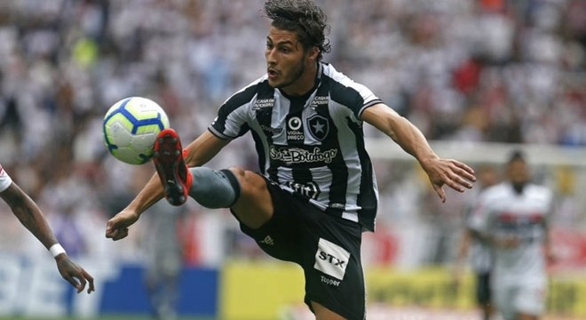 Marcinho (lateral-direito) - Botafogo - Ficando sem clube