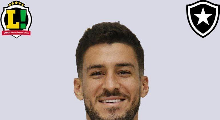 Marcinho: sem nota - entrou nos instantes finais da partida e mal tocou na bola.