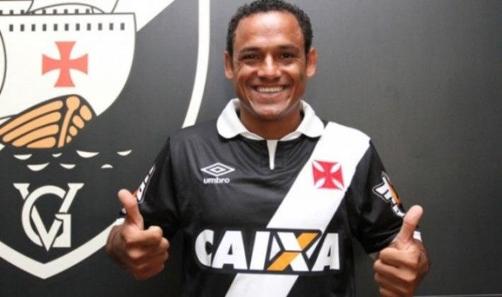 Marcinho teve bom início, mas deixou a desejar no Vasco
