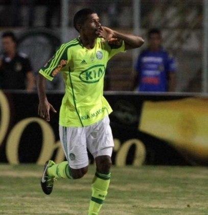 Márcio Araújo - O volante ex-Palmeiras, Flamengo e Chapecoense, jogou pela Copa do Brasil 79 vezes durante sua carreira. Foi campeão da competição com o Verdão em 2012.