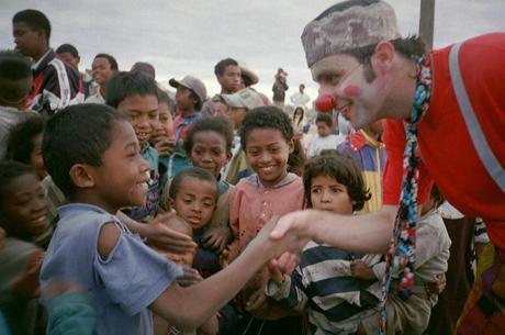 Márcio Ballas (foto) foi bem recebido nos campos