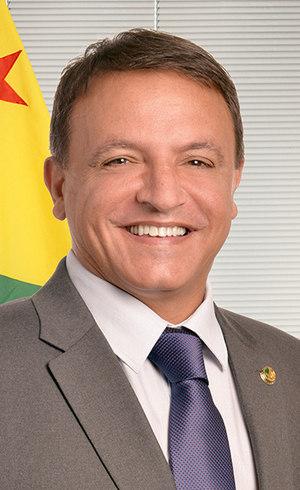 Senador Marcio Bittar (MDB-AC)