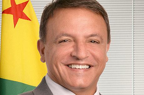 Na imagem, senador Márcio Bittar (MDB-AC)