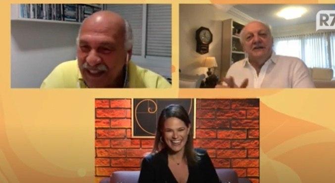 Márcio Canuto foi entrevistado por Flavio Ricco e Dani Bavoso