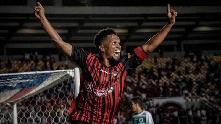 Márcio Diogo - O atacante reserva daquele Audax está no Pinheiro Atlético Clube (MA)