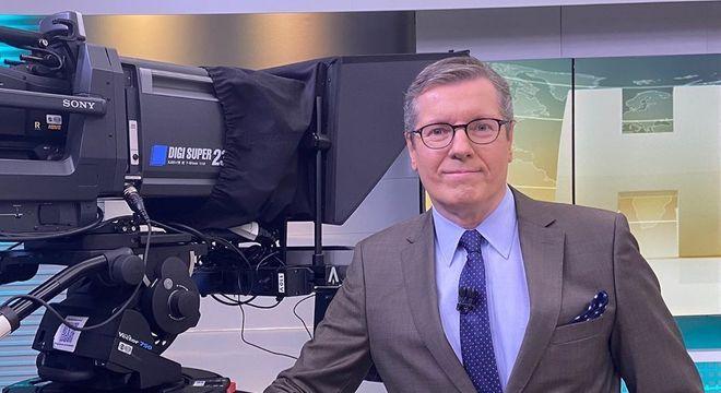 Márcio Gomes deixa Globo após 24 anos