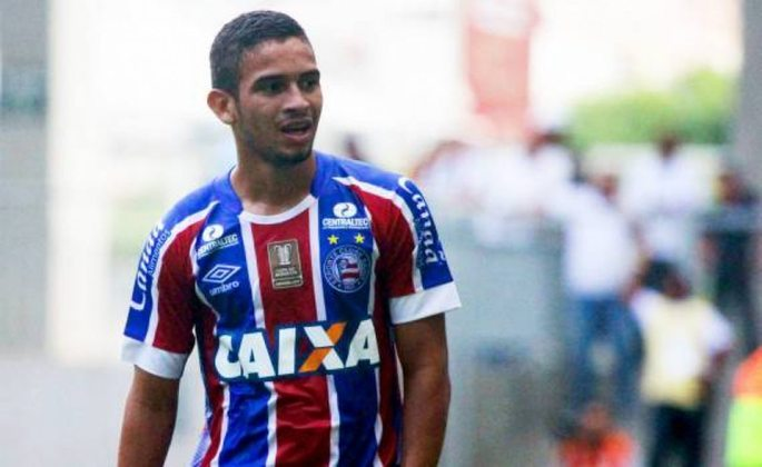 Marco Antonio (Bahia - Meia) - 23 anos - contrato até dezembro de 2021 - atualmente emprestado ao Botafogo