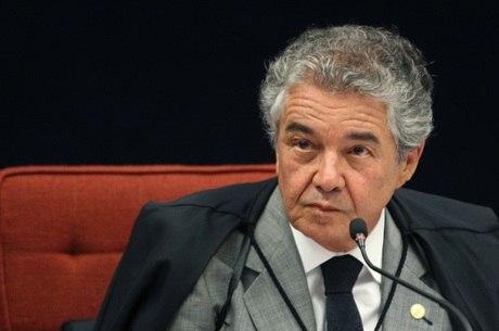 Marco Aurélio é contra aumento de salário para o STF