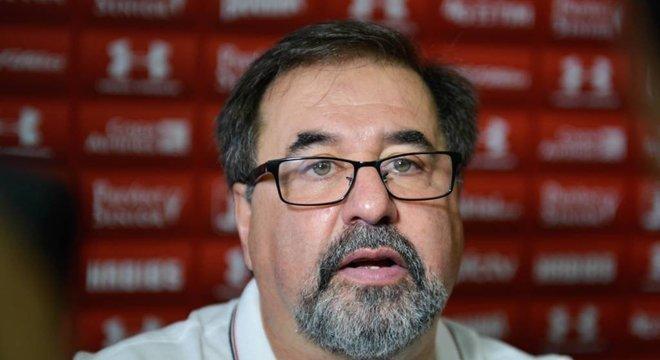 A candidatura de Marco Aurélio Cunha sofreu uma inesperada perda