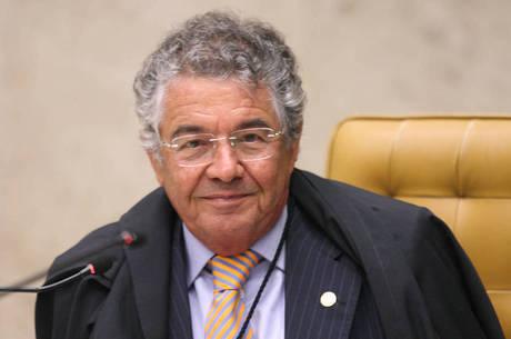 Ministro Marco Aurélio estará, ao vivo, às 14h